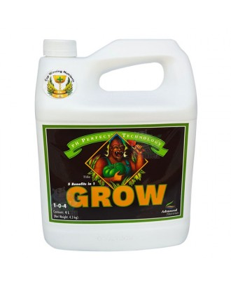 Advanced Nutrients Grow 4 litre