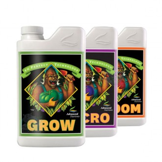 Advanced Nutrients Grow Micro Bloom 1 litre