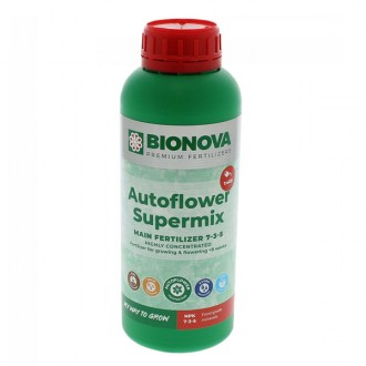 BioNova AutoFlower SuperMix 1 litre