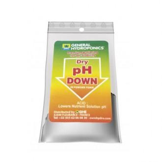 General Hydroponics pH Down Toz 25 gr