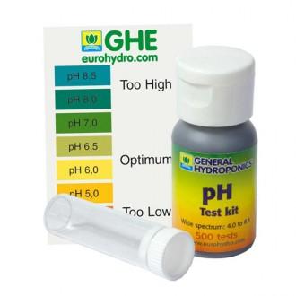 General Hydroponics pH Test Kit