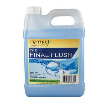 Grotek Final Flush Regular 1 litre