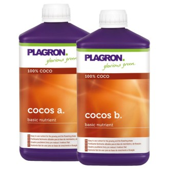 Plagron Cocos A-B 1 litre