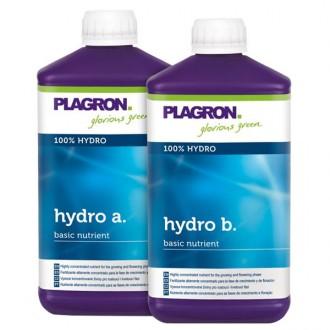 Plagron Hydro A-B 1 litre