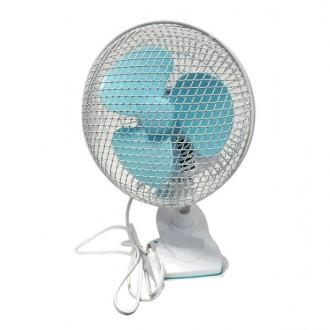 Klipsli Fan Döner Kafalı 18 cm