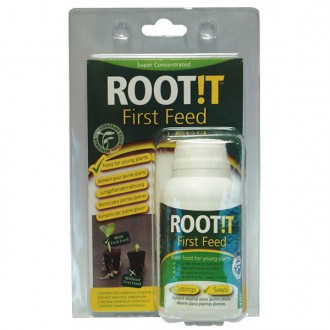 Root!T First Feed - İlk Besin