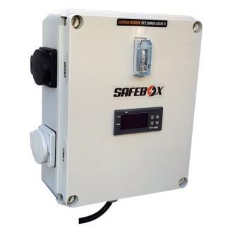 Safebox Single 1 + Fan