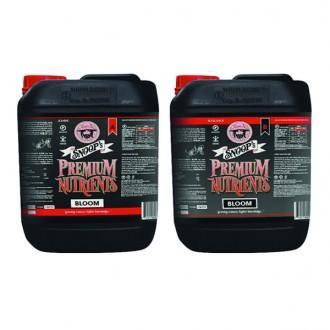 Snoop's Premium Nutrients Hydro Bloom A-B 5 litre