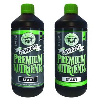 Snoop's Premium Nutrients Start A-B 1 litre