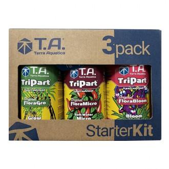 Terra Aquatica TriPart 3 Pack