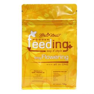 Greenhouse Long Flowering 125 gr