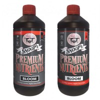 Snoop's Premium Nutrients Bloom A-B 1 litre