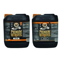 Snoop's Premium Nutrients Grow A-B 5 litre