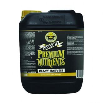 Snoop's Premium Nutrients Heavy Harvest 5 litre