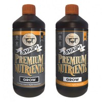 Snoop's Premium Nutrients Hydro Grow A-B 1 litre
